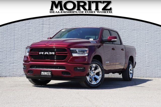 New 2019 Ram All New 1500 Big Horn Lone Star Crew Cab In Fort Worth