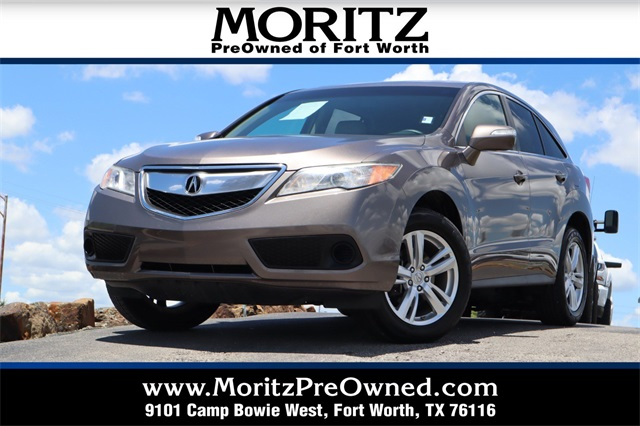 Acura Fort Worth >> Pre Owned 2013 Acura Rdx Base Fwd 4d Sport Utility